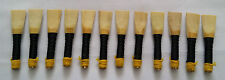 New Great Highland Bagpipe Piper Chanter Cane Reeds 12 Pcs/Scottish Bagpipe Reed
