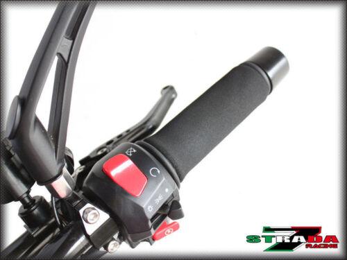 Strada 7 Motorrad Anti-vibration Griffhüllen für Yamaha Fjr1300as Fz 150 n 6
