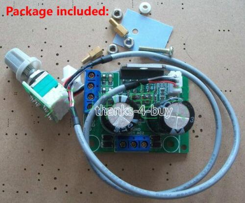 Dual AC 12V~18V TDA7265 2.0 Stereo Dual Channel 25W*2 Mini Audio Amplifier Board