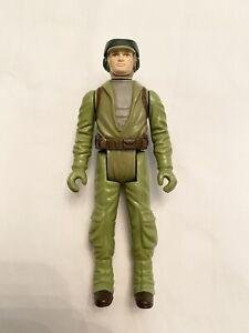 Star Wars Vintage Kenner ROTJ Rebel Commando 1983 Action Figure Used