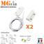 miniature 3 - Capteur magnétique de porte blanc | Arduino interrupteur ILS détecteur DIY MC-38