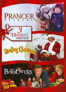 prancer returnsstealing christmasthe borrowers dvd 2013 2 disc set - Stealing Christmas
