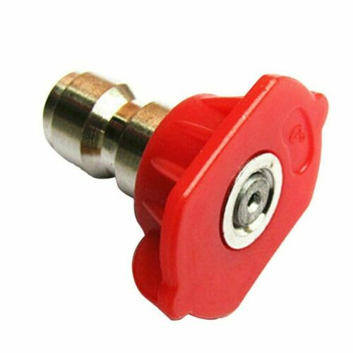 """High Pressure Washer Extension Wand turbo nozzle 1//4/"""" Quick Connect Spray Nozzle"""