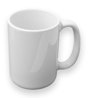 Sublimation Mugs 15oz White Blank Heat Press Printing Transfer + Gift Box |  eBay