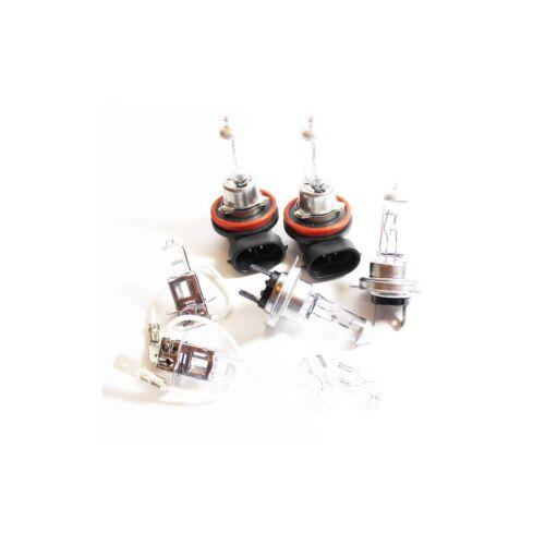 Porsche Cayenne 955 H7 H3 H11 501 55w Clear Xenon High//Low//Fog//Side Light Bulbs