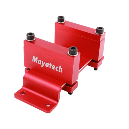 Metal Model Airplane Engine Test Bench Fixed Platform Kits For Mayatech CNCRC