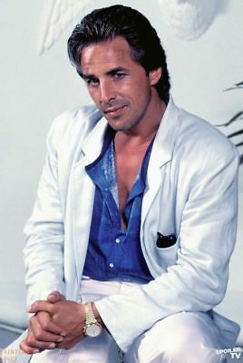 MIAMI VICE Show 80/'s /& 90/'s Posters Teen TV Movie Poster 24 X 36 C