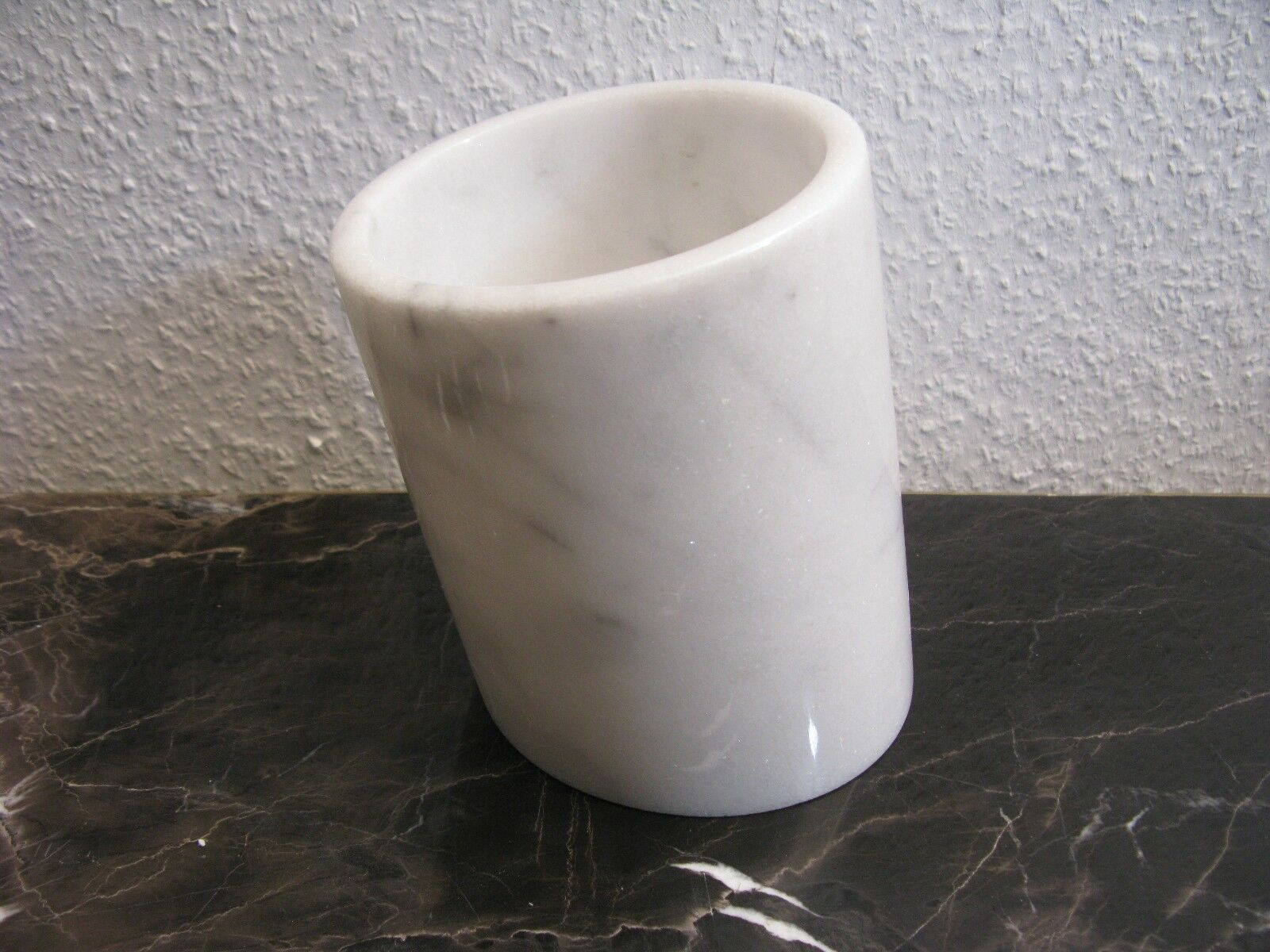 Bottiglie di vino RADIATORE RADIATORE marmo bianco fabbrica Merce Nuova