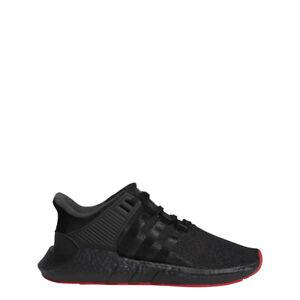 c6f0e301f09a Adidas Originals Mens EQT Support 93 17 Shoes Casual Sneakers Black ...