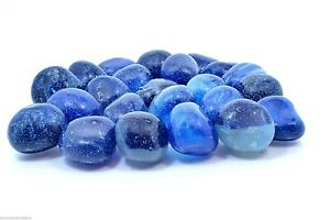 Blue-Onyx-Dyed-Tumbled-Stone-20mm-Qty1-Reiki-Healing-Crystals-by-Cisco-Traders
