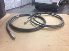 John Deere 2350 Hydraulic Hoses Jd 145 Front Loader New New