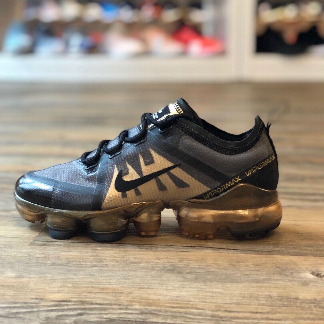 Nike Air VaporMax Gr.36 Running Turnschuhe schwarz schuhe 90 AJ2616 004