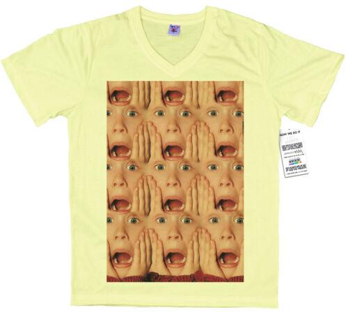 Home Alone T shirt Design Christmas OMFG Macaulay Culkin