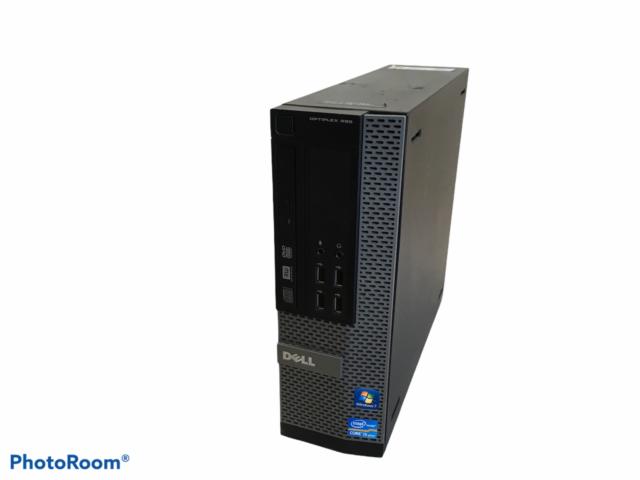 Dell OptiPlex 990 Intel Core i5-2400 3.1GHz 500GB HDD 4GB Ram Windows 10