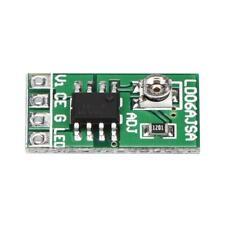 DC 3.3V 3.7V 5V LED Driver 30-1500mA Constant Current Adjustable Module MB