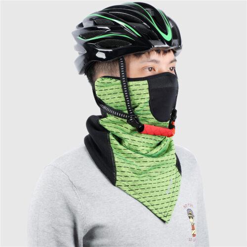 Details about  /Bike Headwear Calentador De Cuello De Bicicleta Gorros De Bicicleta De Invierno