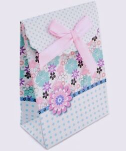 Image Is Loading Small Birthday Gift Bag Jewellery Box Christening