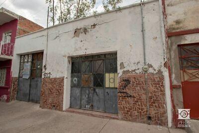 Casa para Remodelación. Centro de Aguascalientes