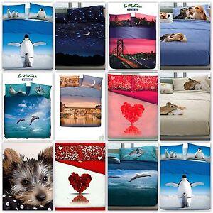 Copripiumino Love Therapy Bassetti.Details About Duvet Bassetti Nature Pictures Love Therapy Cat Scotty Double Show Original Title