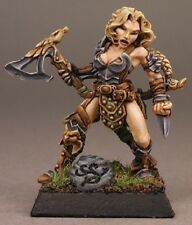Arnise Elven Sergeant Reaper Miniatures Warlord Ranger Fighter Barbarian Melee