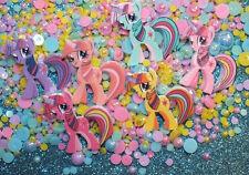 Candycabsuk Lindo Mini Little Pony Teléfono Cubierta Kit + free Perlas de 10g hágalo usted mismo Craft