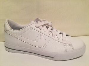 nike 354496110 sweet classic women's casual shoe white