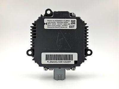 2x New OEM Xenon Ballast /& HID D2S Headlight Bulb for 09-15 Nissan GTR