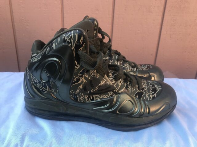 info for fe25a 2df66 Nike Air Max Hyperposite 9.5 Cargo Khaki black-bamboo 524862 300 Tiger Camo  A3 for sale online   eBay
