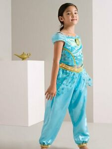 George-Disney-Princess-Jasmine-Fancy-Dress-Costume-3-4-9-10