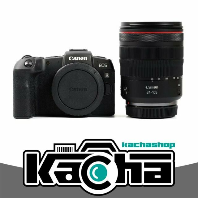 SALE Canon EOS RP Mirrorless Digital Camera with 24-105mm f/4L IS USM Lens