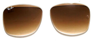f02afae43f LENSES SPARE PART RAY BAN 4147 60 BROWN GRADIENT BROWN FADED ...