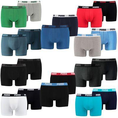 2 er Pack Puma Boxer Boxershorts Men Herren Unterhose Pant