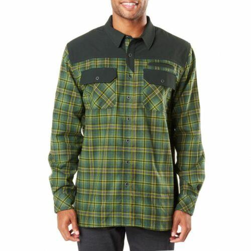 5.11 Endeavor Flannel Shirt RRP £70 Long Sleeved