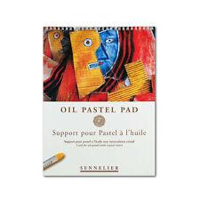 Sennelier Oil Pastel Card Pad 9.5X12.5