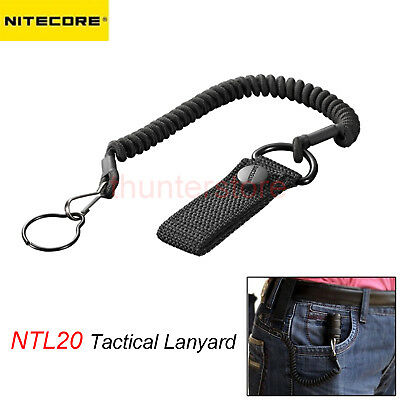 Nitecore NTL20 Tactical lanyard KEYCHAIN