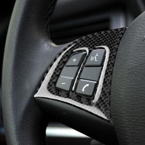 2pcs-Carbon-fiber-Car-Inner-Steering-wheel-cover-trim-For-BMW-X5-E70-2008-2013