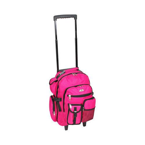 Everest Unisex  Deluxe Wheeled Backpack