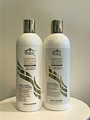Eternal Hair Pro Anti Aging Treatment Shampoo And Conditioner
