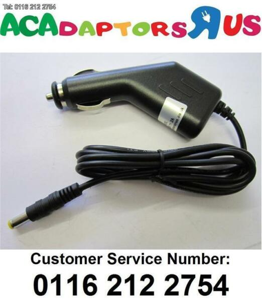 9v Car Charger Power Supply For Pipo M6 / Pro Tablet Pc