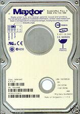 "N,G,C,B Maxtor 4D040H2 CODE Apple# 655-1000 40gb 3.5/"" IDE HDD DAK019K0"