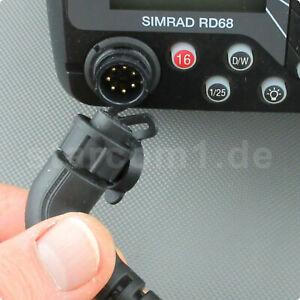 SHIPMATE® RD68, SIMRAD® RD68 kompatibles Handmikrofon cable (Neu)
