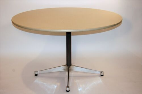 Work Table RAY AND CHARLES EAMES Mid-Century Modern Contract Base Dining