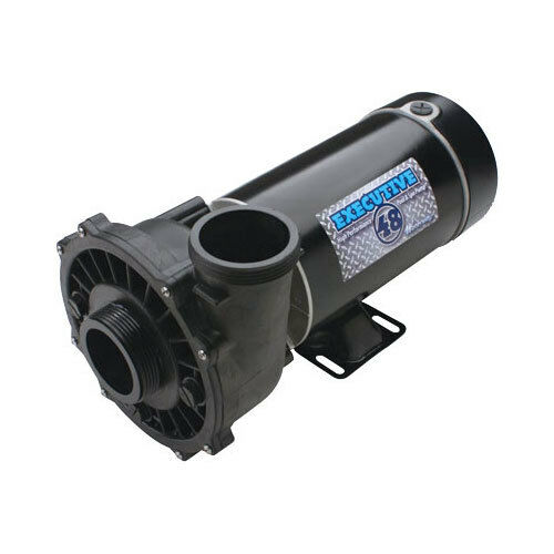 230v 3420820-1A Waterway Executive 48-Frame 2 HP 2-Speed Spa /& Hot Tub Pump