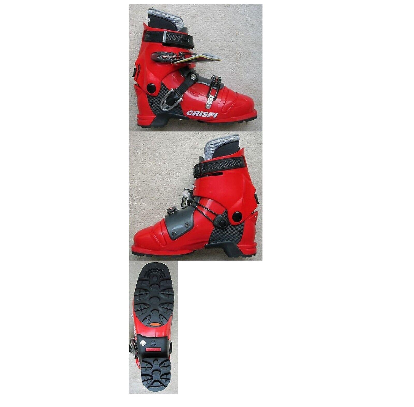 CRISPI CRISPI CRISPI DIABLO MS - Chaussures de Ski Randonnée *NEUF* 66bb0c
