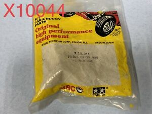 Tamiya X10044 Press Parts Bag For Lunch Box Original MRC New Deadstock 10044