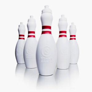 Bowling-Pin-Trinkflasche-0-7-l-Strikemaker-Bowlingball-amp-Bowlingschuhe-im-Shop