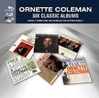 6 Classic Albums von Ornette Coleman (2012)