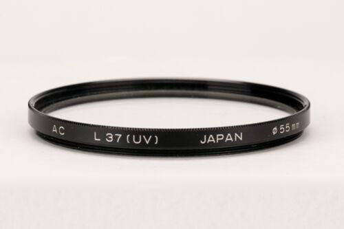 UV 55mm 55 mm 55mm UV-filtro filtro UV Minolta ac l 37 l37