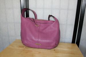 Rose F23960 Pebble Style Mooie Coach lederen handtasHobo Euc b6gyvf7IY