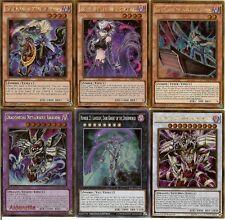 Yugioh Underworld Zombie Deck - Number 23: Lancelot, Tristan, Isolde, Nethersoul